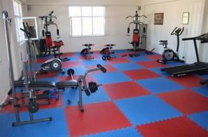 Fitness-Salonu-Zemini tatami kaplama